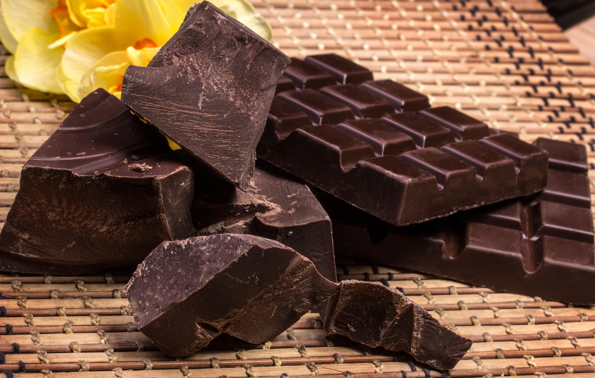 Fairfax, VA, Don't Forget to Enjoy a Dark Chocolate Snack
