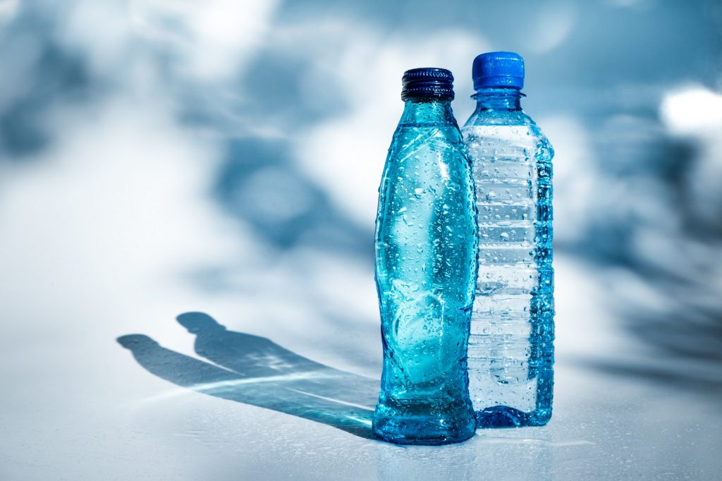 Bottled Water in Washington D.C. Break Rooms