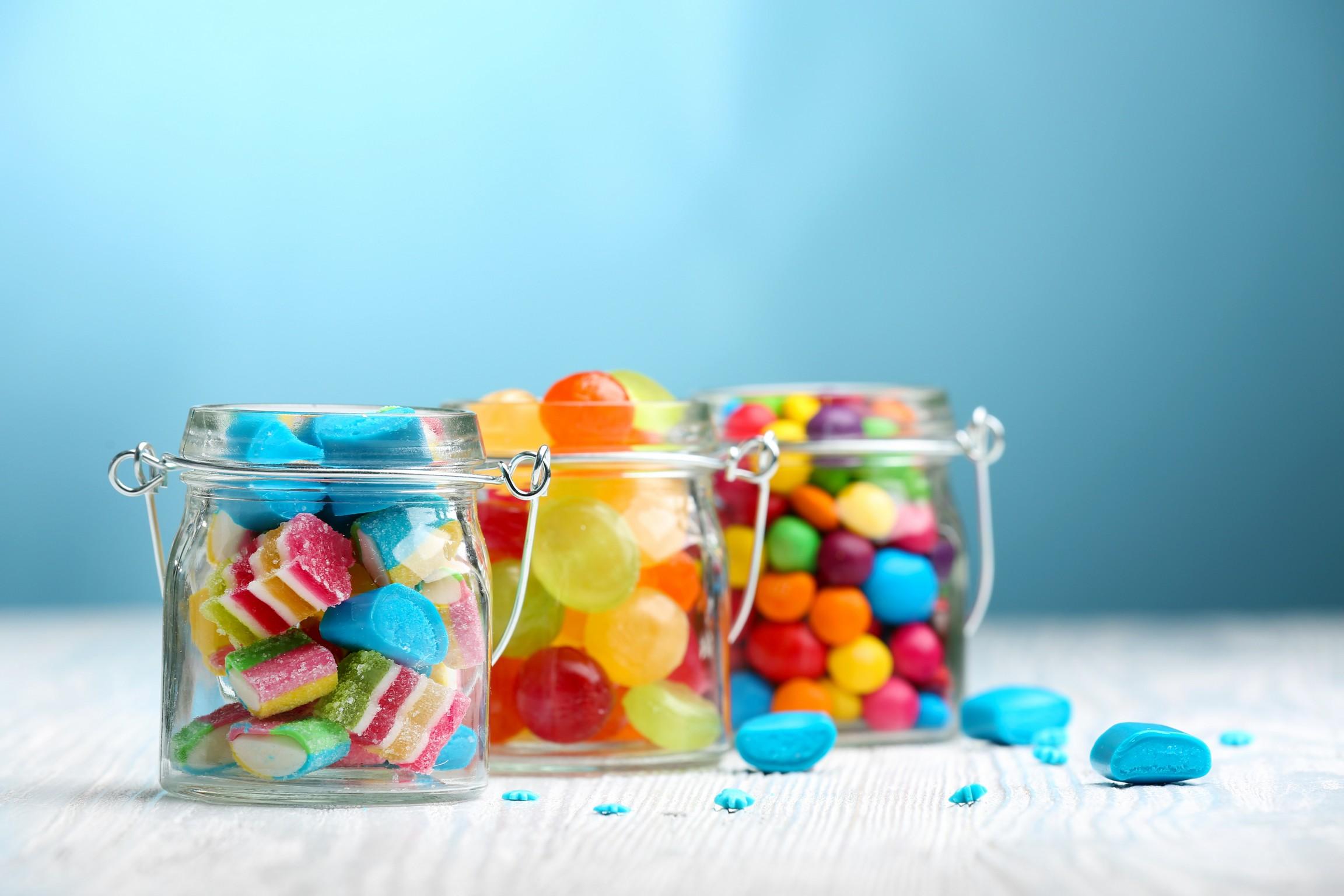Candy on Alexandria, VA Break Room Menu