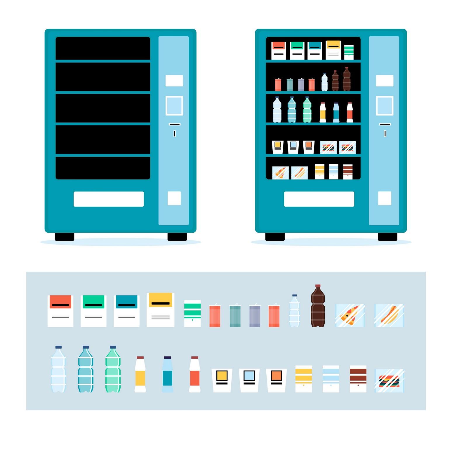 Alexandria, VA Vending | State-of-the-Art Technology | Refreshment Services