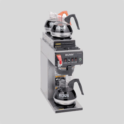 3-Burner Brewer